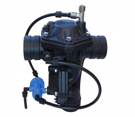 Filtrage hydraulique