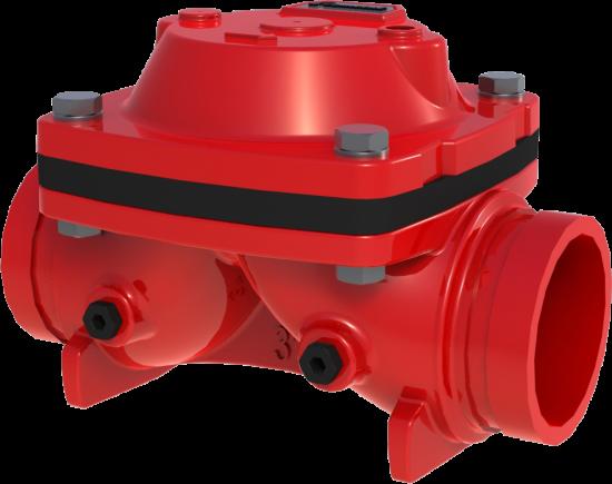 Line valves