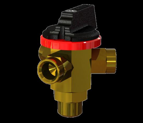 REATON® 3-way tap