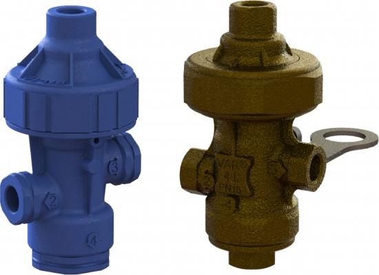 Relais hydraulique VAR®