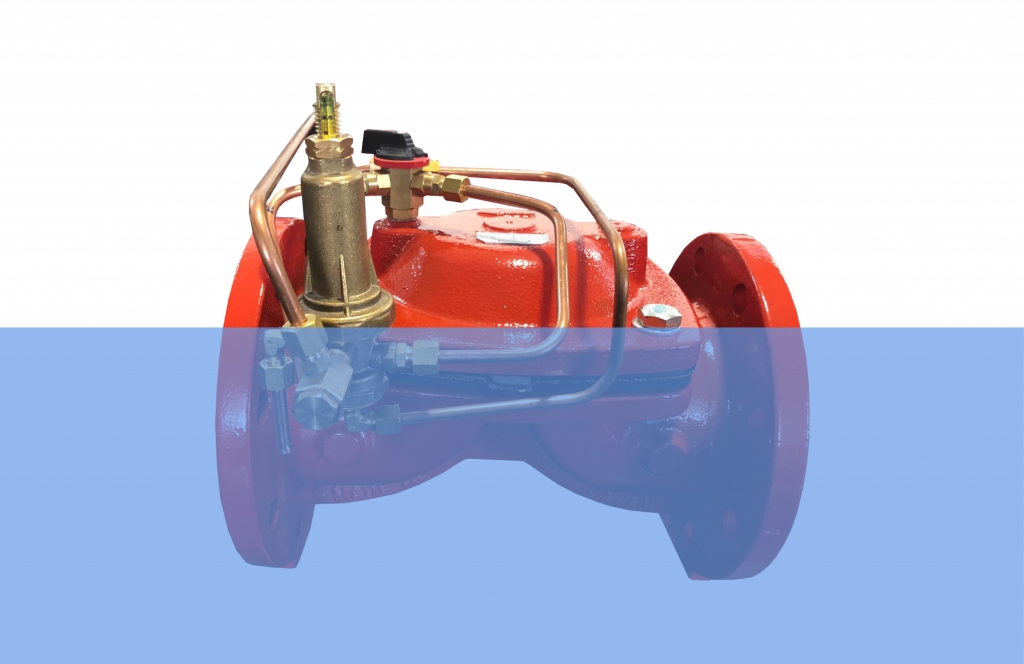 Control hidráulico