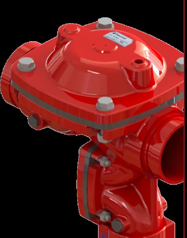 Vannes Hydrauliques Retrolavage
