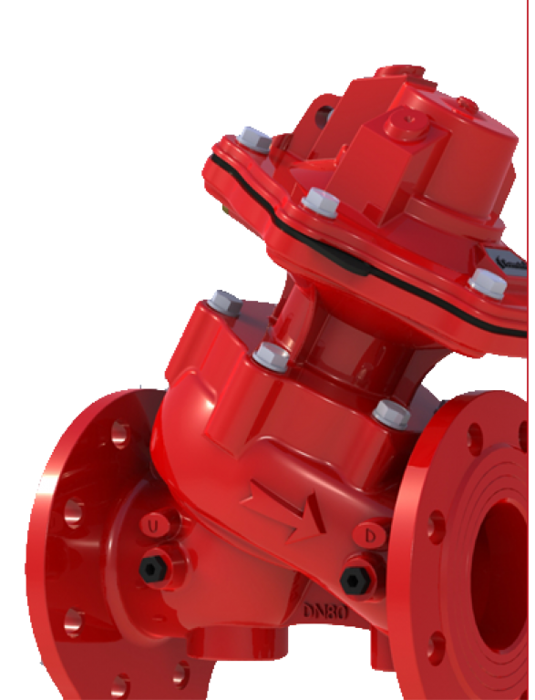 DCP Double Chamber Valves